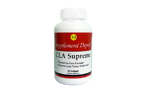CLA Supreme 4.2 - Viên giảm béo bụng nhanh CLA 4.2