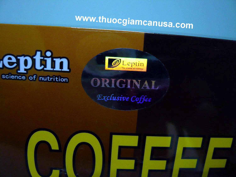 COFFEE WEIGHT LOSS - Cà phê Linh Chi giảm cân