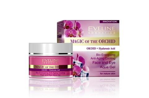 Gel chống lão hóa da, trị nám vùng Mặt và Mắt Hoa Lan Tây - Eveline Magic of The Orchid