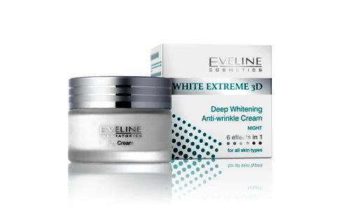 Kem dưỡng da đêm Eveline White Extreme 3D Night
