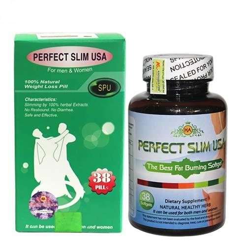 Cách phân biệt Perfect Slim Usa hàng Thật và Giả